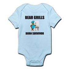 Bear Grills Infant Bodysuit