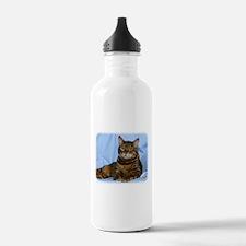 Bengal Cat 9W052D-018 Water Bottle