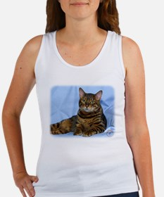Bengal Cat 9W052D-018 Women's Tank Top
