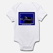 Danube River Cruise Infant Bodysuit