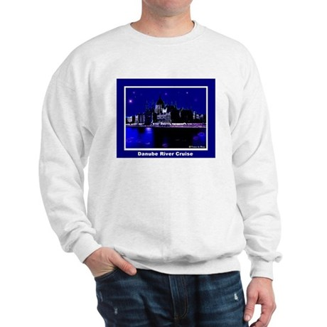 Danube River Cruise Sweatshirt