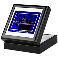 Danube River Cruise Keepsake Box