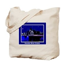 Danube River Cruise Tote Bag