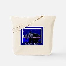 Danube River Cruise Tote Bag