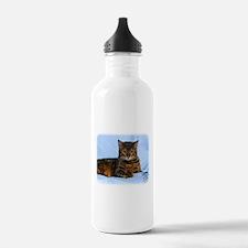 Bengal Cat 9W052D-023 Water Bottle