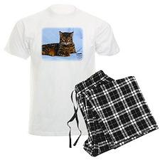 Bengal Cat 9W052D-023 Pajamas