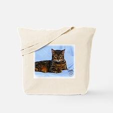 Bengal Cat 9W052D-023 Tote Bag