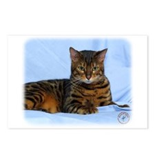 Bengal Cat 9W052D-023 Postcards (Package of 8)