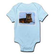 Bengal Cat 9W052D-023 Infant Bodysuit