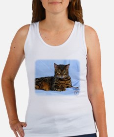 Bengal Cat 9W052D-023 Women's Tank Top