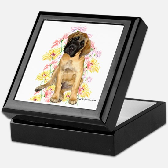 Mastiff 87 Keepsake Box