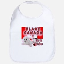 Blame Canada Bib