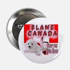 Blame Canada Button