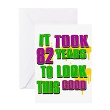 It took 82 years to look this Greeting Card
