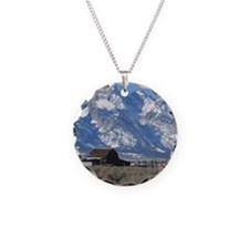 Tetons Historic Barn Necklace