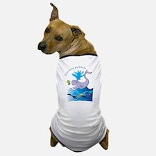 Dios tiene paciencia Dog T-Shirt
