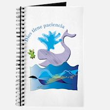 Dios tiene paciencia Journal