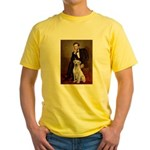 Lincoln-Yellow Lab 7 Yellow T-Shirt