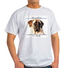 Mastiff 64 Ash Grey T-Shirt