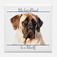 Mastiff 64 Tile Coaster