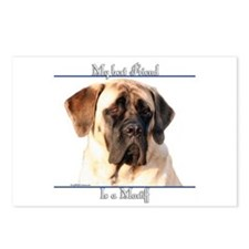 Mastiff 64 Postcards (Package of 8)