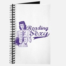 Funny Reading is sexy Journal