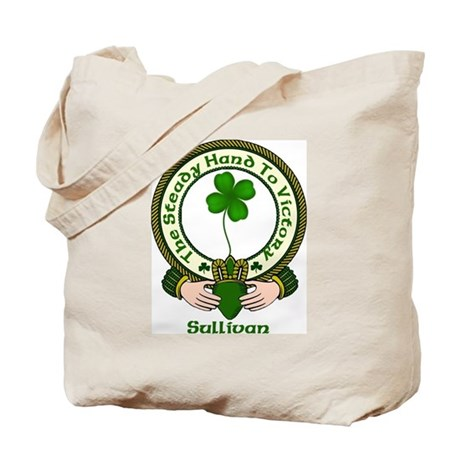 Sullivan Clan Motto 2 Tote Bag