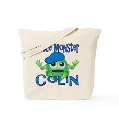 Little Monster Colin Tote Bag