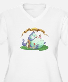 Dragon Reads T-Shirt