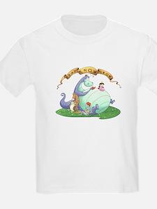 Dragon Reads T-Shirt