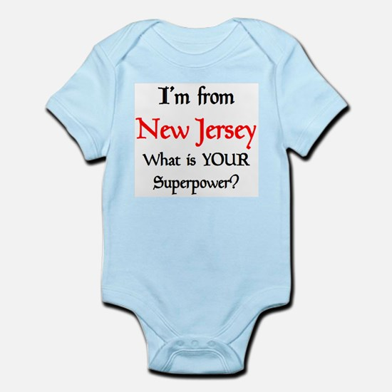 from NJ Infant Bodysuit