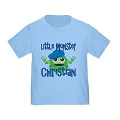 Little Monster Christian T