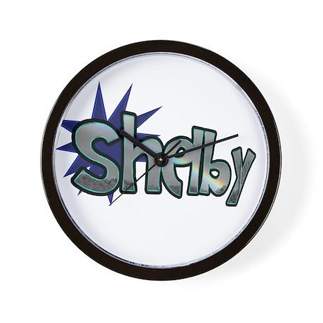 Shelby Wall Clock