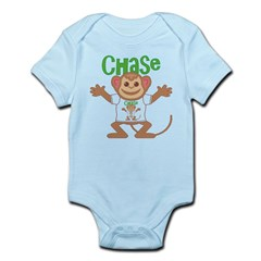 Little Monkey Chase Infant Bodysuit