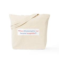 Cute Fascism Tote Bag