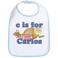 C is for Carlos Bib