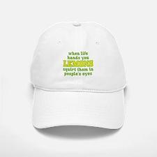 Rude Lemons Baseball Baseball Cap