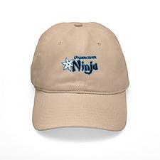 Undercover Ninja Baseball Cap