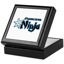 Undercover Ninja Keepsake Box