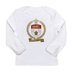COLLET Family Crest Long Sleeve Infant T-Shirt
