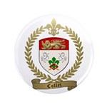 "COLLET Family Crest 3.5"" Button"