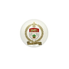 COLLET Family Crest Mini Button (10 pack)