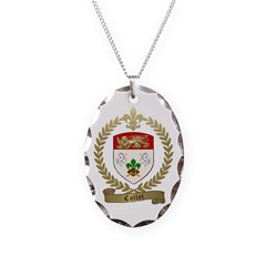 COLLET Family Crest Necklace