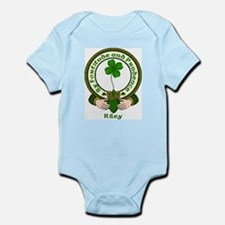 Riley Clan Motto Infant Creeper