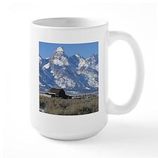 Tetons Historic Barn Mug