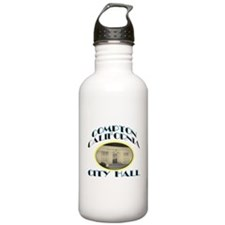 Compton City Hall Sports Water Bottle