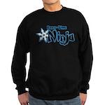 Part-Time Ninja Sweatshirt (dark)