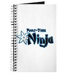 Part-Time Ninja Journal