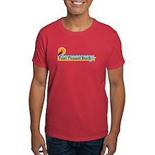 Point Pleasant Beach NJ - Beach Design T-Shirt