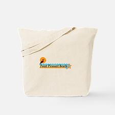 Point Pleasant Beach NJ - Beach Design Tote Bag